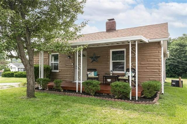 5546 S Randolph Street, Indianapolis, IN 46227 (MLS #21800878) :: The Indy Property Source