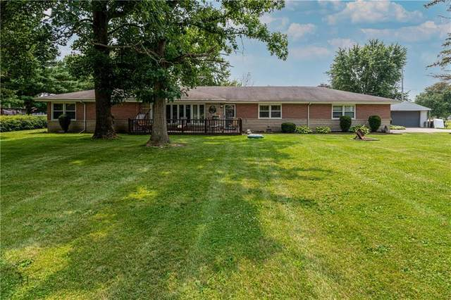 5803 W North Drive, Frankton, IN 46044 (MLS #21800895) :: Mike Price Realty Team - RE/MAX Centerstone