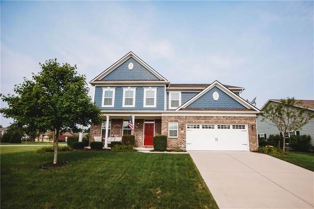 16001 Plains Road, Noblesville, IN 46062 (MLS #21800899) :: The Indy Property Source