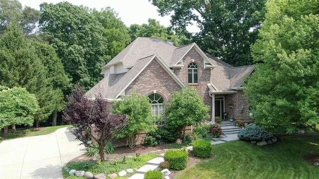 12006 Hollyhock Drive, Fishers, IN 46037 (MLS #21800905) :: Mike Price Realty Team - RE/MAX Centerstone