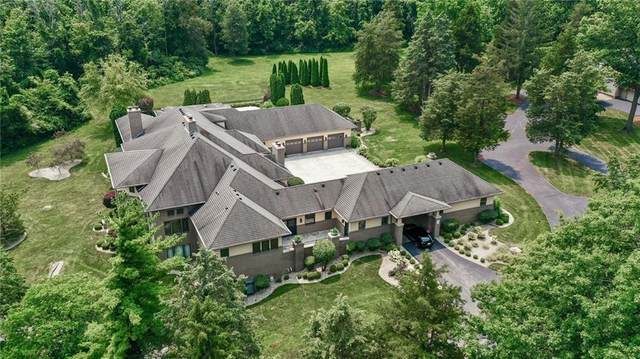 4023 Cedar Hills North Drive, Greenwood, IN 46143 (MLS #21800912) :: Pennington Realty Team