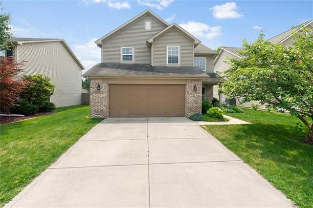 11399 Pegasus Drive, Noblesville, IN 46060 (MLS #21800919) :: AR/haus Group Realty