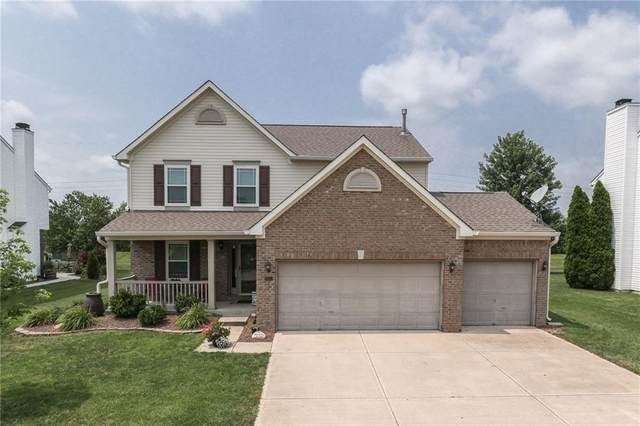 320 Pennswood Road, Greenwood, IN 46142 (MLS #21800933) :: Mike Price Realty Team - RE/MAX Centerstone