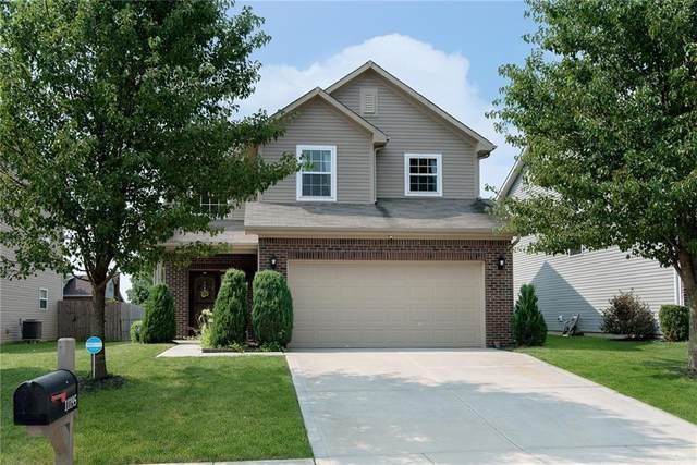 11195 Funny Cide Drive, Noblesville, IN 46060 (MLS #21800953) :: AR/haus Group Realty