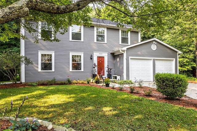 8210 Ontario Lane, Indianapolis, IN 46268 (MLS #21800959) :: Mike Price Realty Team - RE/MAX Centerstone
