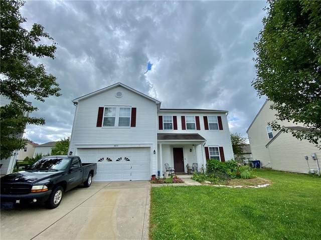 8833 Squire Boone Court, Camby, IN 46113 (MLS #21800960) :: The Indy Property Source