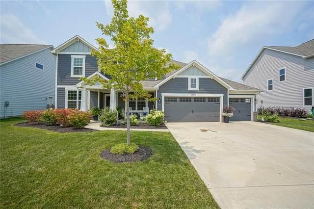 12504 Castle Pine Drive, Noblesville, IN 46037 (MLS #21800964) :: Heard Real Estate Team | eXp Realty, LLC