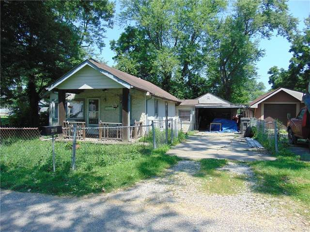 3810 Aloda Street, Indianapolis, IN 46203 (MLS #21800973) :: The Indy Property Source