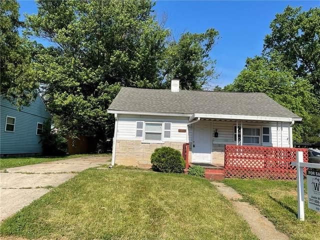 2324 Saint Paul Street, Indianapolis, IN 46203 (MLS #21800983) :: Heard Real Estate Team | eXp Realty, LLC