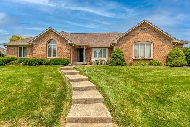 5862 Bryan Drive, Indianapolis, IN 46227 (MLS #21800990) :: AR/haus Group Realty