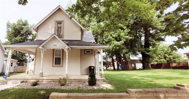 703 S Green Street, Crawfordsville, IN 47933 (MLS #21800997) :: Mike Price Realty Team - RE/MAX Centerstone