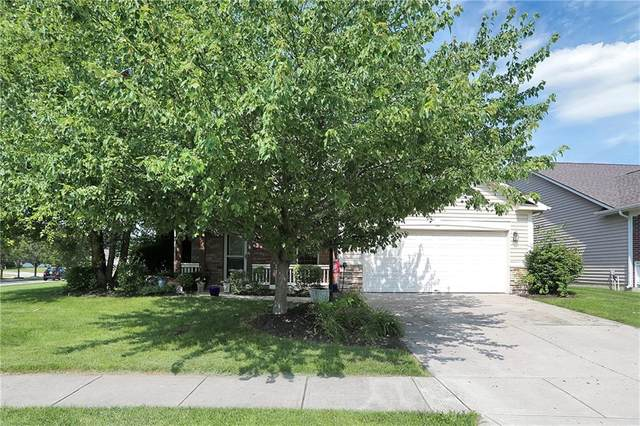 12426 Schoolhouse Road, Fishers, IN 46037 (MLS #21801005) :: Heard Real Estate Team | eXp Realty, LLC