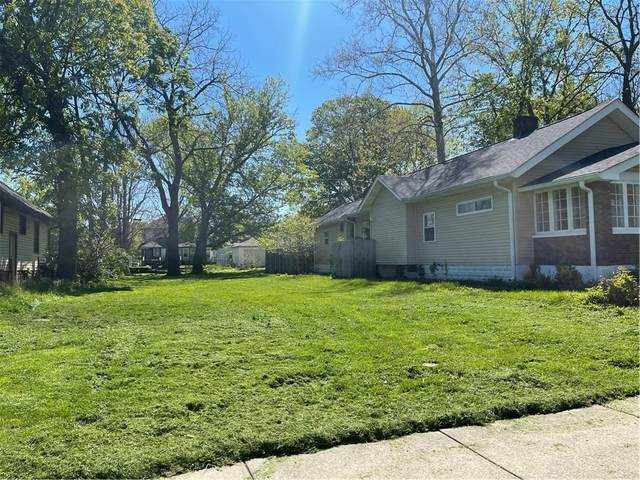 1319 N Tuxedo Street, Indianapolis, IN 46201 (MLS #21801008) :: The Indy Property Source