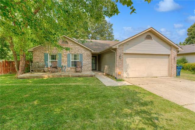 1342 Country View Court, Indianapolis, IN 46234 (MLS #21801011) :: The Evelo Team