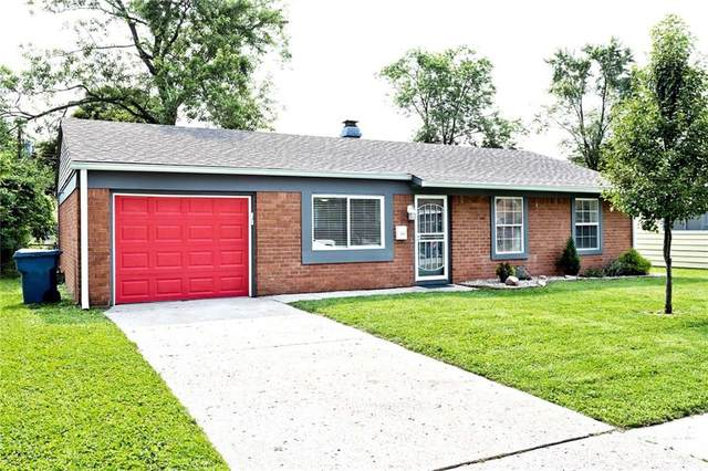 2631 Sickle Road, Indianapolis, IN 46219 (MLS #21801012) :: AR/haus Group Realty