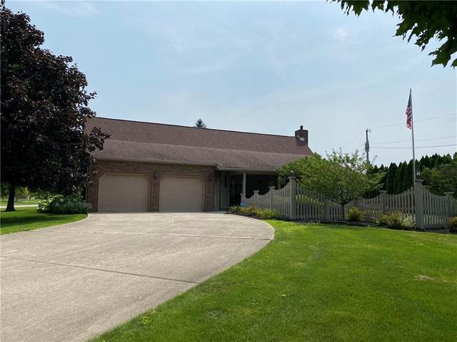 1028 James Way, Anderson, IN 46011 (MLS #21801035) :: The Evelo Team