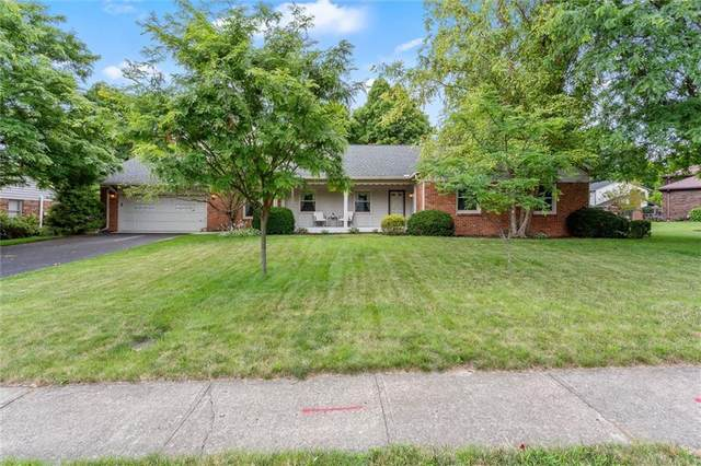 5930 Cape Cod Court, Indianapolis, IN 46250 (MLS #21801045) :: The Indy Property Source
