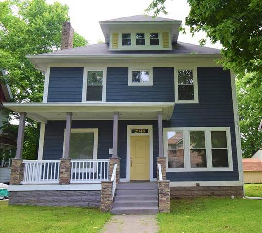 2948 N Guilford Avenue, Indianapolis, IN 46205 (MLS #21801050) :: AR/haus Group Realty