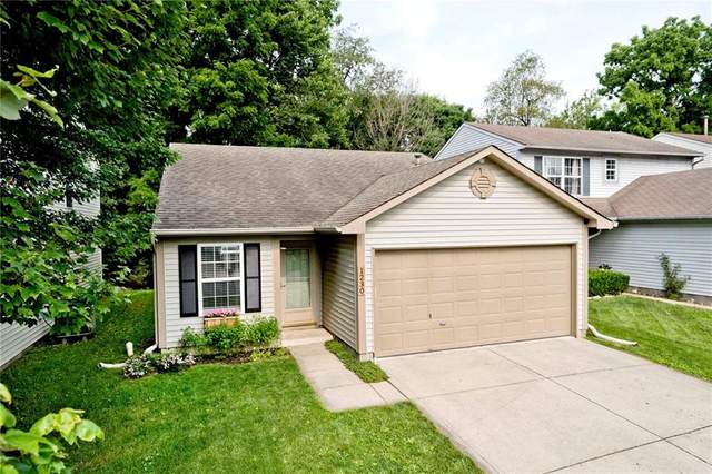 1230 Country Ridge Lane, Indianapolis, IN 46234 (MLS #21801051) :: Mike Price Realty Team - RE/MAX Centerstone