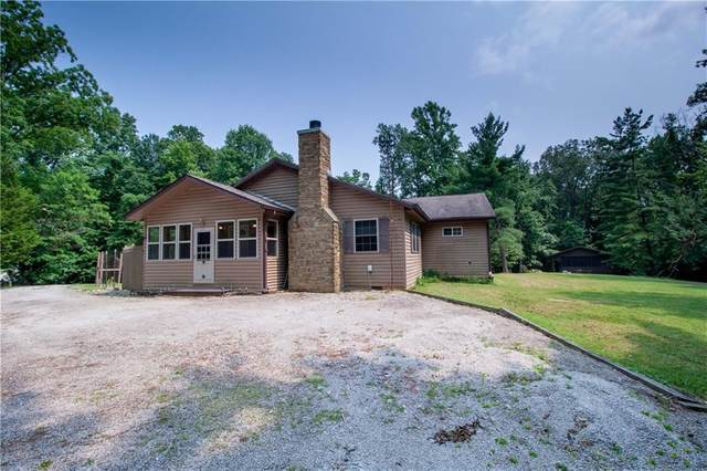 4301 Gatesville Road, Nashville, IN 47448 (MLS #21801065) :: Mike Price Realty Team - RE/MAX Centerstone