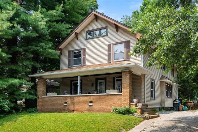 430 E 48th Street, Indianapolis, IN 46205 (MLS #21801075) :: Pennington Realty Team