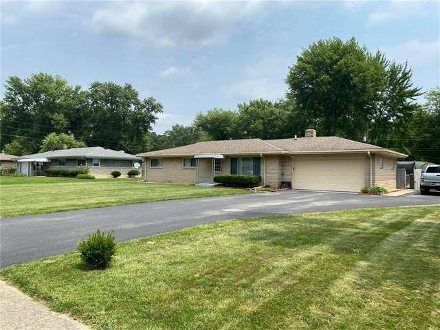 7635 Cynthia Drive, Indianapolis, IN 46227 (MLS #21801079) :: Dean Wagner Realtors