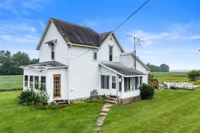 6951 S Walnut Street, Muncie, IN 47302 (MLS #21801098) :: The Indy Property Source