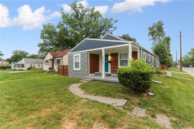 3318 E 34TH Street, Indianapolis, IN 46218 (MLS #21801101) :: The ORR Home Selling Team