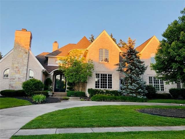 10417 Windemere Boulevard, Carmel, IN 46032 (MLS #21801103) :: The Indy Property Source