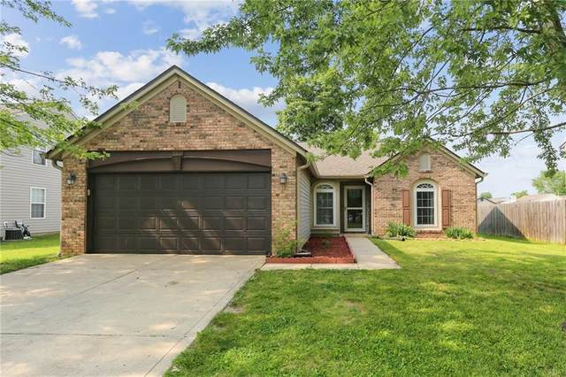 806 Elmwood Drive, Franklin, IN 46131 (MLS #21801106) :: Mike Price Realty Team - RE/MAX Centerstone