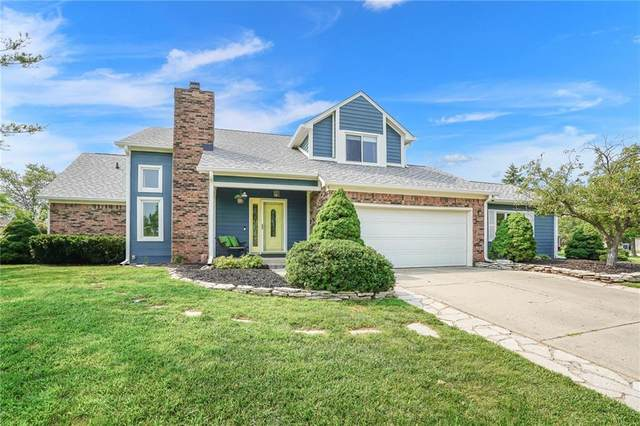 7640 Geist Valley Court, Indianapolis, IN 46236 (MLS #21801113) :: AR/haus Group Realty