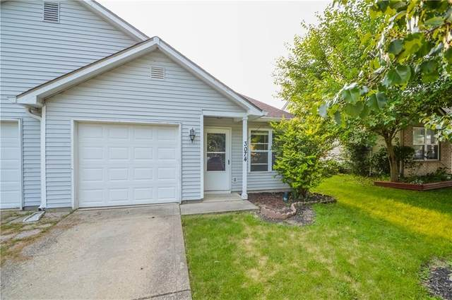3074 Dowden Drive, Franklin, IN 46131 (MLS #21801148) :: Mike Price Realty Team - RE/MAX Centerstone