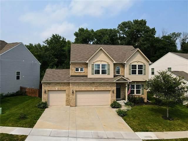 2806 Welcome Way, Greenwood, IN 46143 (MLS #21801149) :: Heard Real Estate Team | eXp Realty, LLC