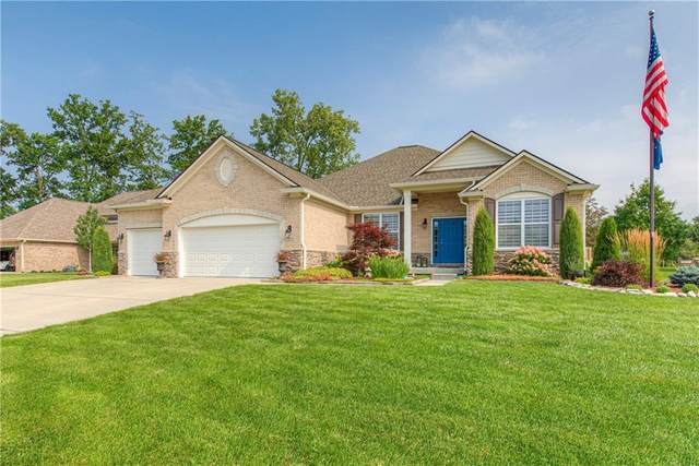 1010 White Oak Drive, Plainfield, IN 46168 (MLS #21801156) :: Heard Real Estate Team   eXp Realty, LLC