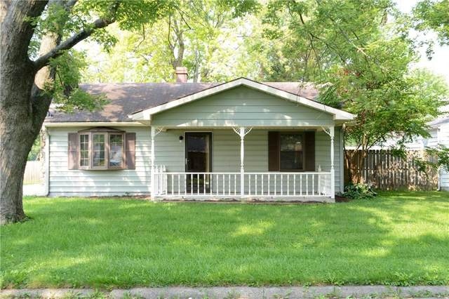 2601 S Tacoma Avenue, Muncie, IN 47302 (MLS #21801165) :: The Indy Property Source
