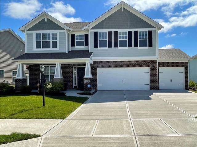 6371 Sugar Maple Drive, Zionsville, IN 46077 (MLS #21801168) :: Heard Real Estate Team | eXp Realty, LLC