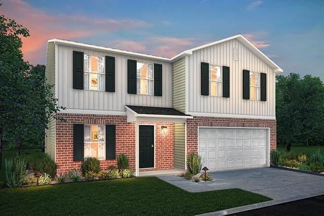 984 Woodland Springs Drive, Connersville, IN 47331 (MLS #21801177) :: Pennington Realty Team