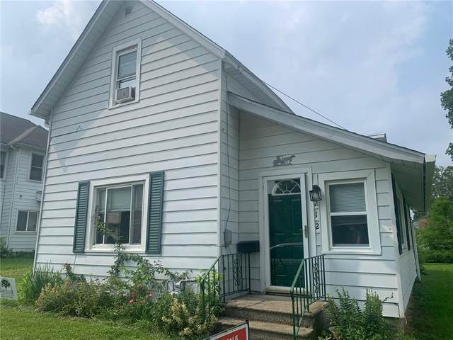 212 E Garfield Street, Alexandria, IN 46001 (MLS #21801182) :: Mike Price Realty Team - RE/MAX Centerstone
