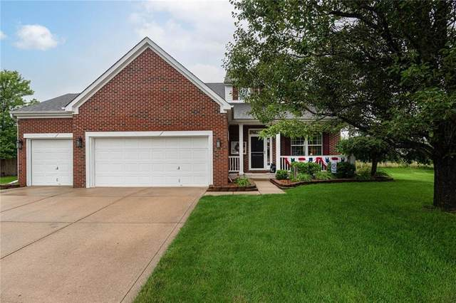 1601 Beautymeadow Drive, Brownsburg, IN 46112 (MLS #21801186) :: The Indy Property Source