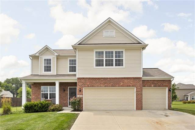 2218 Walpole Road, Brownsburg, IN 46112 (MLS #21801188) :: The Indy Property Source