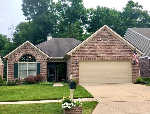 9559 Woodsong Lane, Indianapolis, IN 46229 (MLS #21801191) :: AR/haus Group Realty