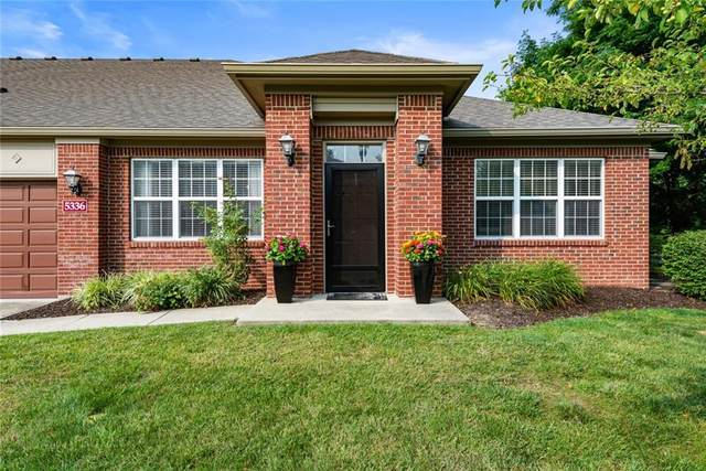 5336 Ladywood Knoll Lane, Indianapolis, IN 46226 (MLS #21801194) :: The Indy Property Source