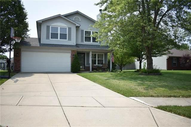 710 Millbrook Drive, Avon, IN 46123 (MLS #21801198) :: Heard Real Estate Team   eXp Realty, LLC