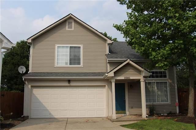 2301 Grand Fir Drive, Greenwood, IN 46143 (MLS #21801202) :: Heard Real Estate Team | eXp Realty, LLC