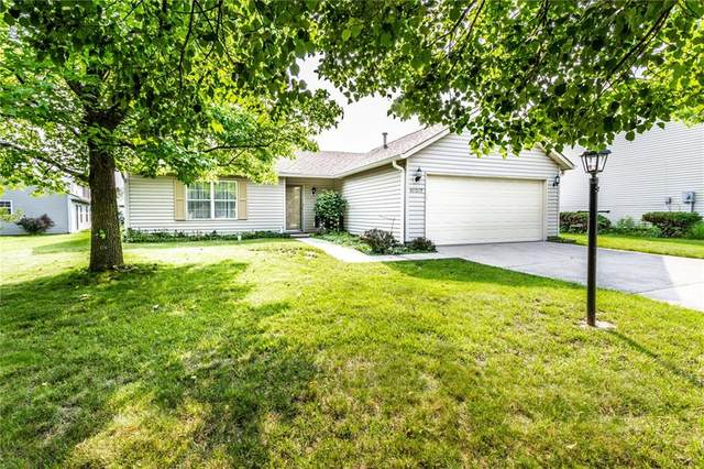 10307 Cerulean Drive, Noblesville, IN 46060 (MLS #21801204) :: The Indy Property Source