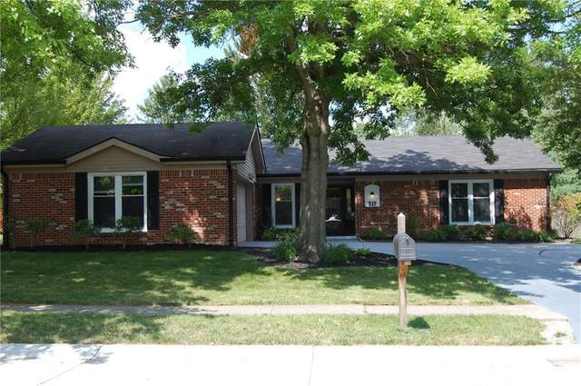 317 Thornberry Drive, Carmel, IN 46032 (MLS #21801211) :: AR/haus Group Realty