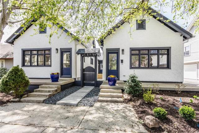 221 E 15th Street, Indianapolis, IN 46202 (MLS #21801217) :: Pennington Realty Team
