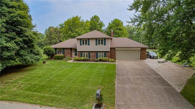 8104 Barbara Drive, Brownsburg, IN 46112 (MLS #21801231) :: The Indy Property Source