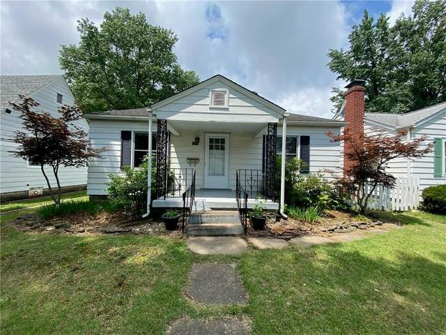 2512 N 10th Street, Terre Haute, IN 47804 (MLS #21801233) :: Mike Price Realty Team - RE/MAX Centerstone