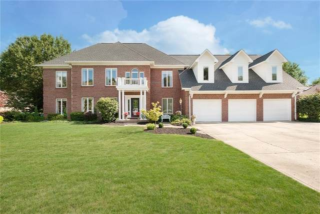 6397 Red Oak Drive, Avon, IN 46123 (MLS #21801249) :: Mike Price Realty Team - RE/MAX Centerstone
